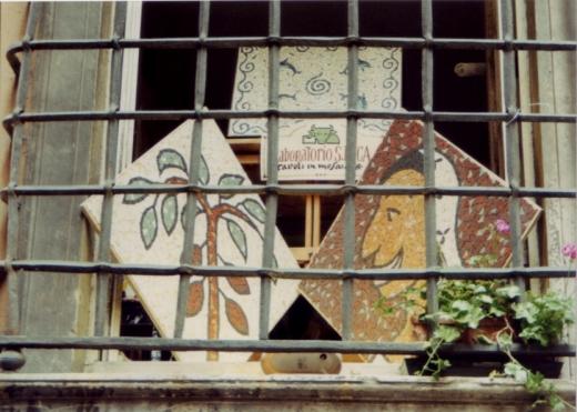 finestra laboratorio