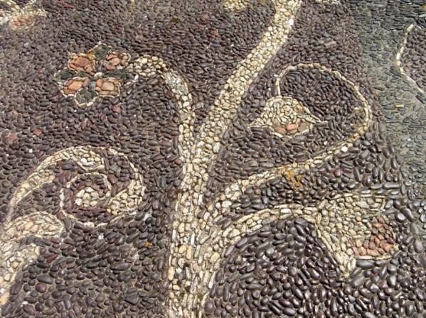 fiori mosaico moneglia
