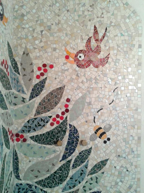 mosaico a tessere