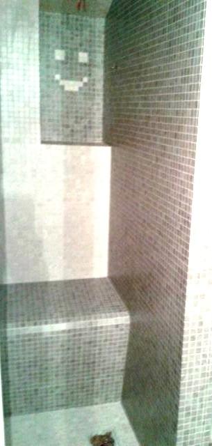 mr shower finito