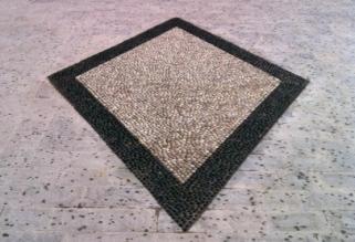 rombo di mosaico