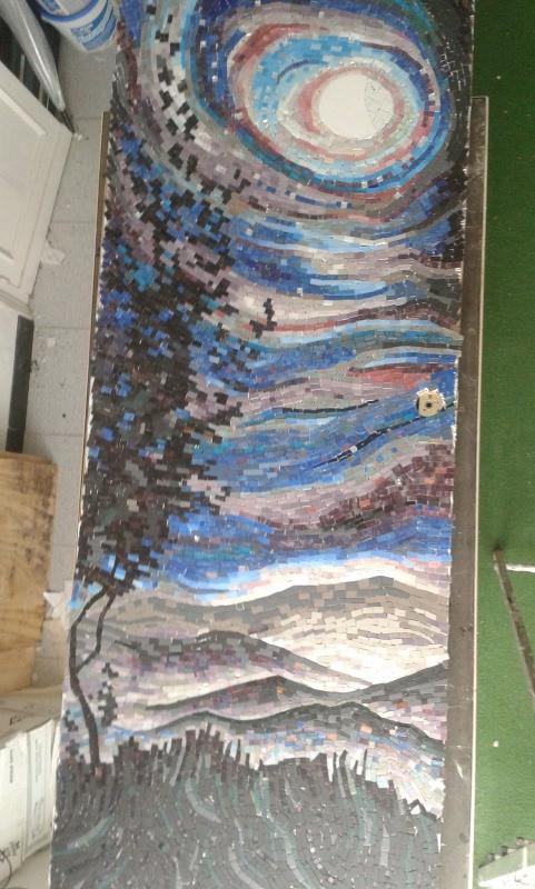mosaico clair de lune