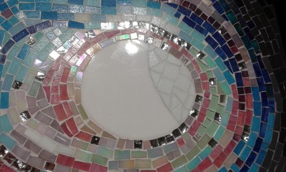 mosaico notte