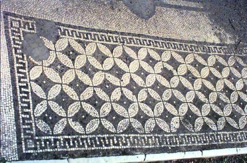 ercolano - casa del colonnato tuscanico