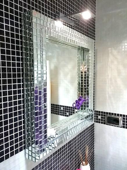 specchio di mosaico di specchio