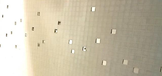 tessere mosaico a specchio