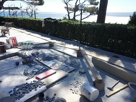 cantiere mosaico