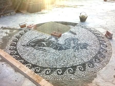 mosaico eros 6