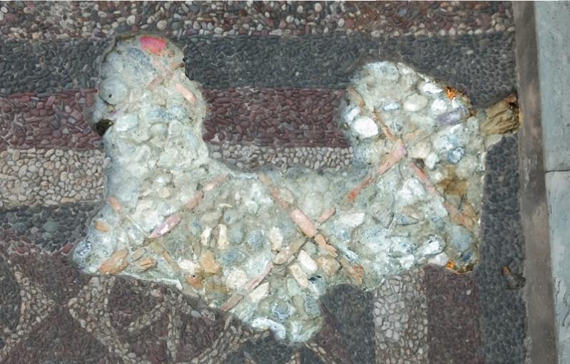 pavimentazione antica bargone contrast saturaz