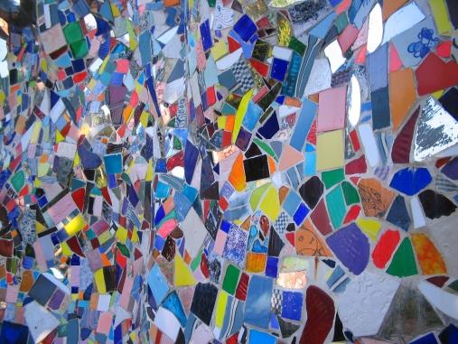 opera di Niki di saint Phalle