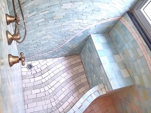 bagno in trencadis