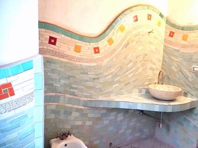 trencadis - broken tiles mosaic