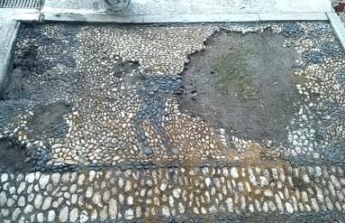 mosaico lama villa cavagnari