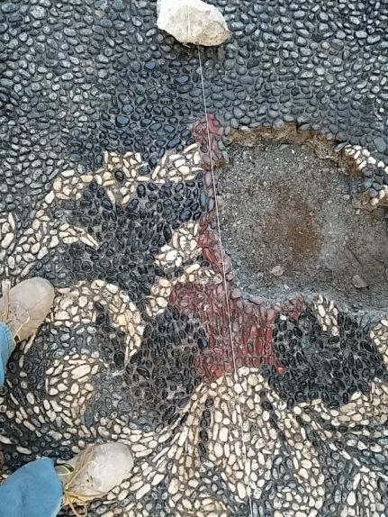 stemma di mosaico