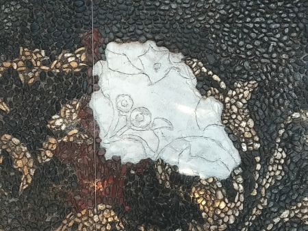 restauro integrativo mosaico