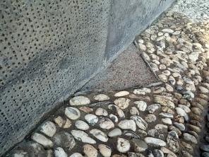 particolare mosaico cicagna