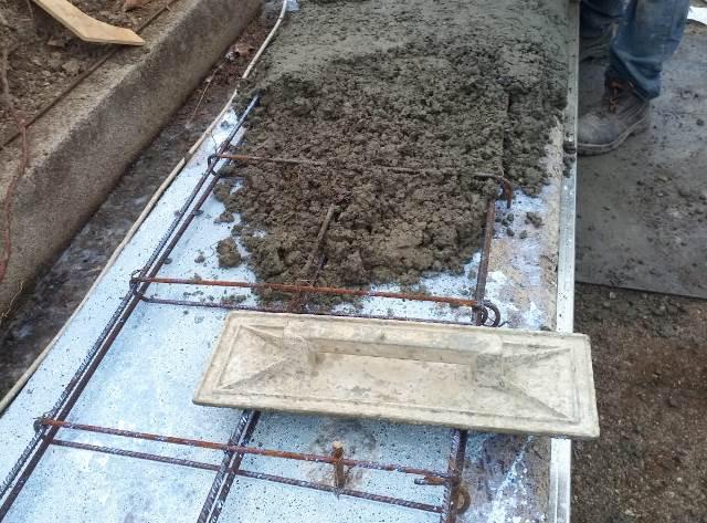 preparazione panchina ronco